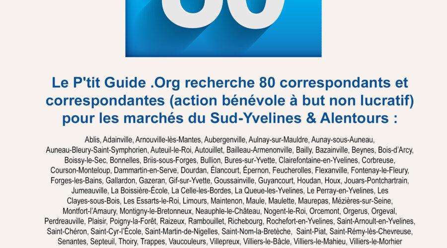80 Correspondants & Correspondantes
